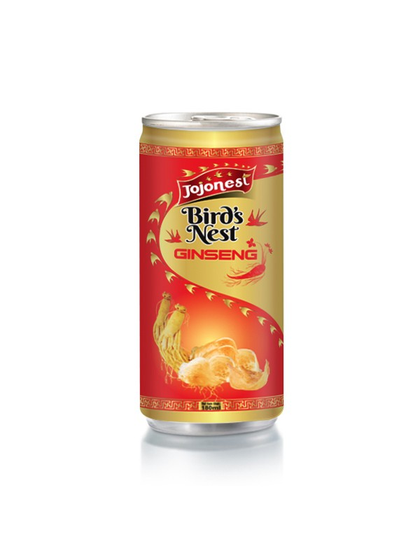 Vietnam Bird's nest Drinks - jojonest ginseng 180ml.jpg