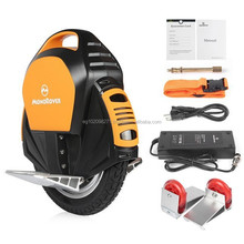 Free Shipping MonoRover R1 Electric Scooter Uni-Single One Wheel Unicycle Auto Self Balancing