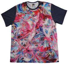 wholesale kids custom t-shirt sublimation printing top quality