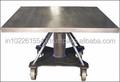 빈티지 식탁, 매립지 바 식탁, 산업 식탁-금속 테이블 -상품 ID ...