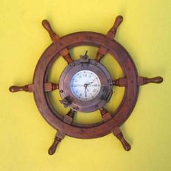 Decorative Wall Clock, Wall Clock Fancy Design, Analog Designer Wall Clock, Item number Sai-1315