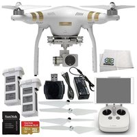 For The New Best Discount Price Of DJI Phantom 3 Professional Quadcopter with 4K Video and Advanced Live View