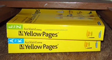 Over Issued Yellow Pages