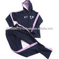 los hombres de pista traje de venta al por mayor de pista deportiva costumbre traje de impresión de sublimación