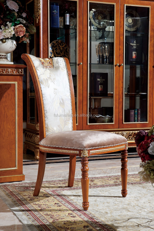 Yb62 luxe klassieke koninklijke barokke arm stoel/franse stijl ...