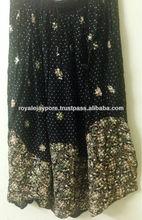 nueva colección amplia gama hermosa largo verano faldas para las mujeres