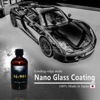 Durable KISHO transparent nano superhydrophobic coating made in Japan
