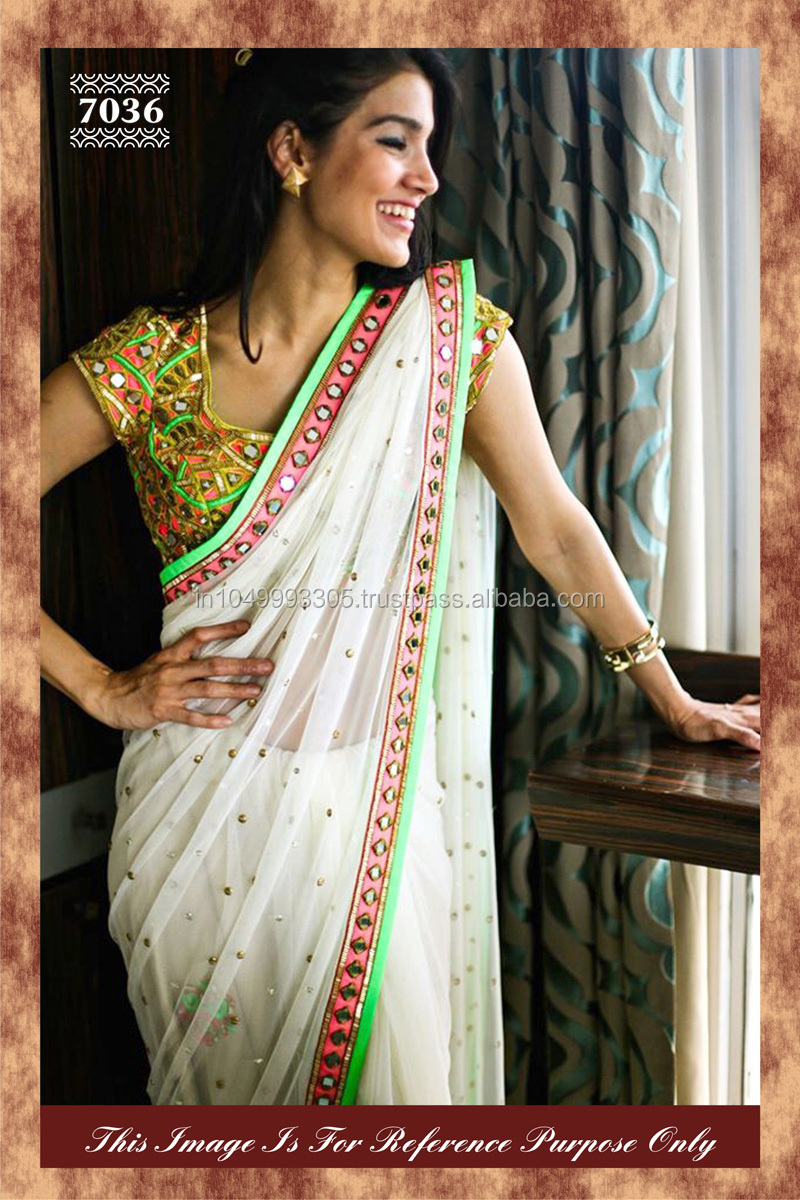 Colorful Indian Dresses Indian Latest White Color