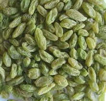 Best Quality Seedless green raisin in dried fruit