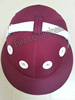 cotton twill polo helmet/ polo helm/ polo casco