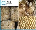Em massa de alta qualidade Eco Friendly de ouro fibras naturais de juta em bruto