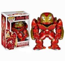 "Funko Marvel Avengers Age of Ultron POP! Marvel Hulkbuster 6"" Vinyl Figure"