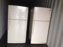 Segunda mano del refrigerador