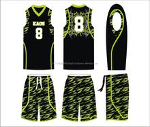 Custom Mesh Basketball jersey/ Team wear club designs Basketball jersey/ Top Qulaity Basketball Jersey