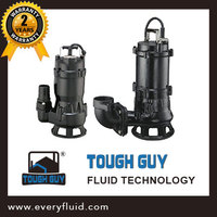 All Cast Iron Submersible Sewage Pump - Tough Guy SSC series-60Hz