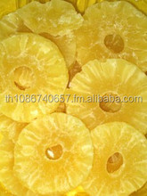 Dehydrate Dry Pineapple, Dried Fruit Thailand