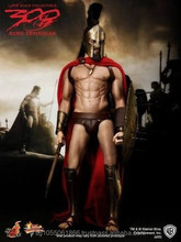 Buy 2 Units Get 1 Free 300 Hot Toys 1/6 Scale Deluxe Figure King Leonidas