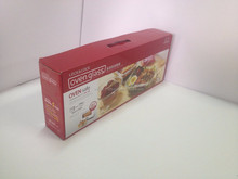 Vietnam red color paper box for airtight food container packaging