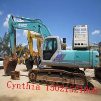Used KOBELCO SK350 Hydraulic Excavator /Kobelco SK200 SK210 SK250 SK260 SK350-6 SK350-8