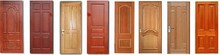 2000x800x40 mm wood door made from round edge smooth 4 side white / brown Vietnam kiln dried hardwood.