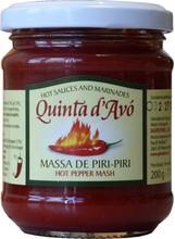 Hot chilli pepper puree 200g Quinta's