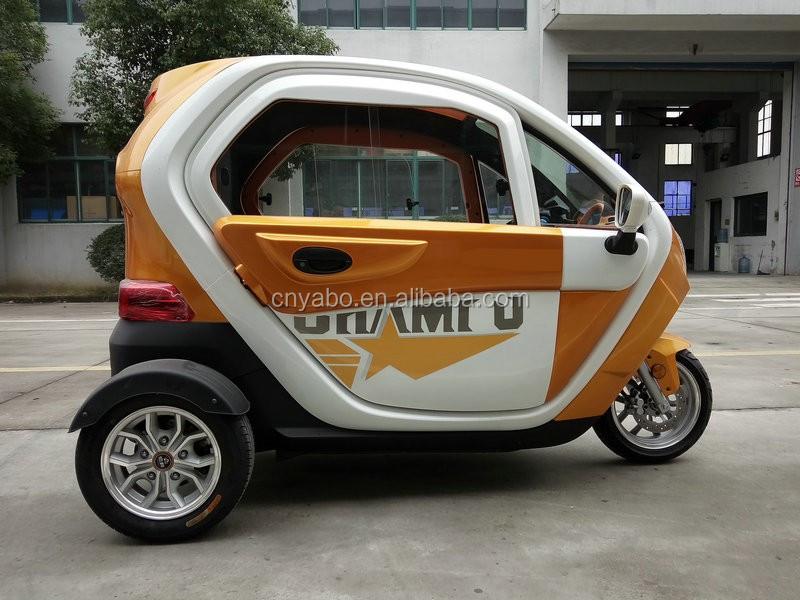 china 2 sitze passagier dreirad 3 rad roller t3 mit kabine. Black Bedroom Furniture Sets. Home Design Ideas
