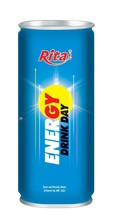 250ml Energy Drink Day.