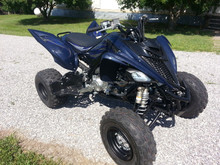 Raptor 700R Special Edition Sport Racing Quad ATV