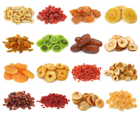 china nut and dried fruit goji berry