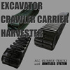 High quality and High grade rubber track at reasonable prices , OEM available