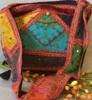 Multi Colored Mirror Work Bags