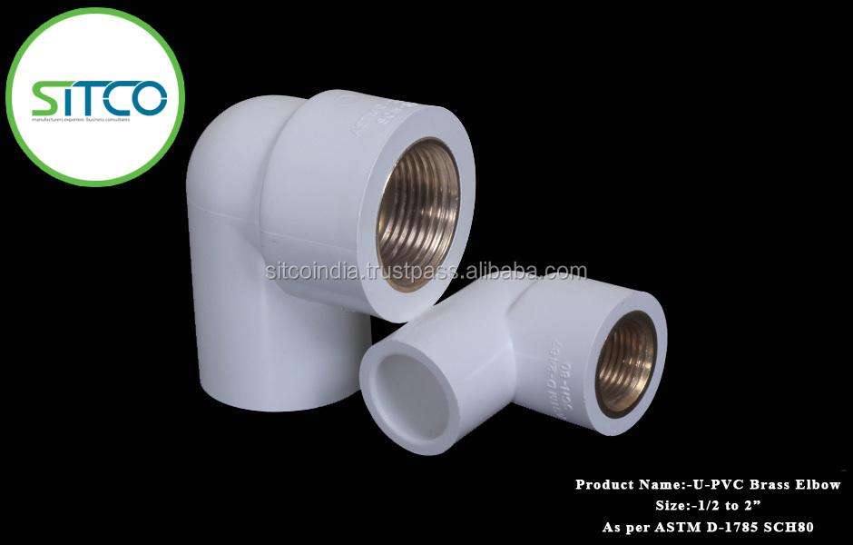 Cpvc pvc upvc pipes its fittings buy