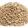 Wheat bran granulated sulfur