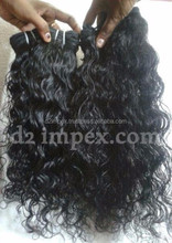 Natural Colour & Real Texture Unprocessed Remy Indian Virgin Human Hair
