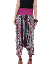2015 New Style Bottle Printed Harem Pants For Women / 4 Colors / S - 5XL / OEM