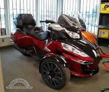 Promo sales for 2015 CAN-AM Spyder RT Limited SE6 Motorcycle