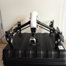 Factory Price For DJI Inspire 1 Quadcopter with 4K Camera and 3-Axis Gimbal - Bundle With 2 Remote Controls