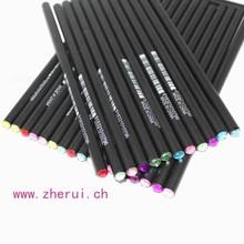 96PCS/SET- Bling rhinestone emerald pencil