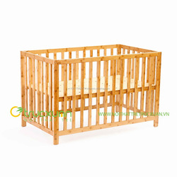 Safe and eco - friendly bamboo cot with the cheap pice