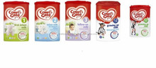 Cow & Gate Follow On Milk Stage 2From 6 Months + 900G, Cow & Gate Milk Powder for All stages