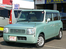 Right hand drive suzuki lapin used car LAPIN Llimited 2004 with Good Condition made in Japan
