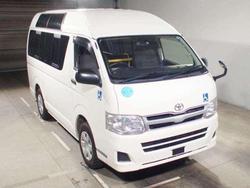 #233539079 TOYOTA HIACE VAN TRH200K - 2011 [Cars] Chassis #:TRH200-0139193