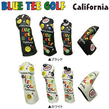 Blue tees golf smile 5-point set cover Blue tee golf DR pin x 1 FW for x 2 for x 1 PT for x 1