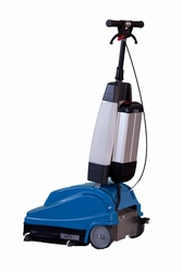 Compact Floor Scrubber Dryer - TURBOLAVA 35 PLUS LI-ION battery operated,
