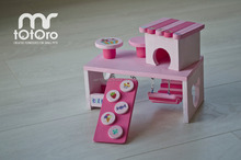 Hamster hut / house / toy / activity centre