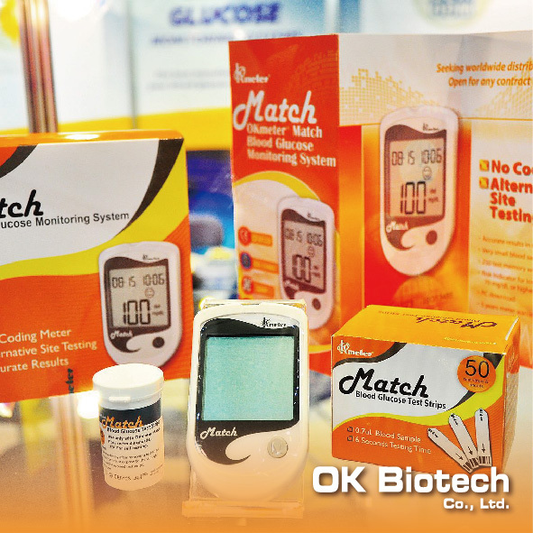 Diabetes Test - No Coding Blood Glucometer