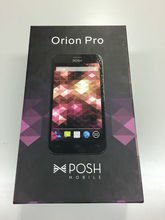 New POSH Mobile Orion Pro usa wholesale smartphones with box and accessory