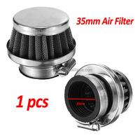 35mm Air Filter Cleaner for 50cc 70cc 90cc 110cc ATVs Quad Dirt Pit Bike Go Kart