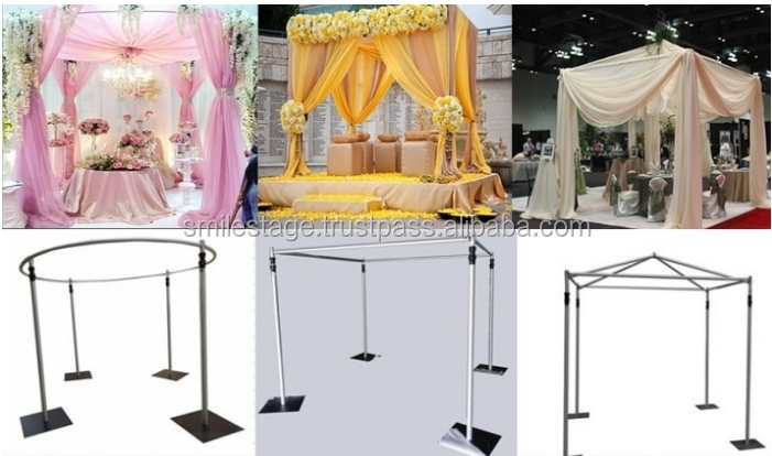China wholesale pipe and drape marrow decoration indian wedding china cheap backdrop pipe and drape for wedding wholesale pipe and drape for sale for mandap11 junglespirit Gallery