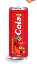 Carbonated Cola Drink 330ml